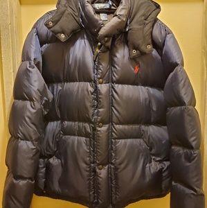 Mens Polo Ralph Lauren Bubble Jacket